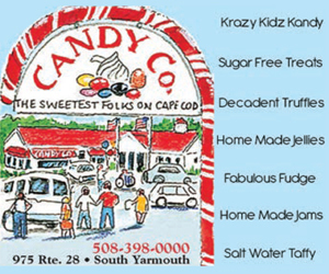 CAPE COD CANDY COMPANY INC