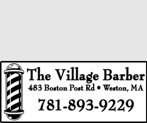 THE VILLAGE BARBER