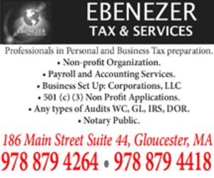 EBENEZER TAX & SERVICE