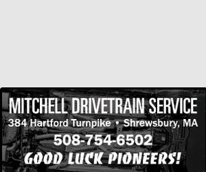 MITCHELL DRIVETRAIN SERVICE INC