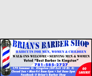 BRIANS BARBER SHOP