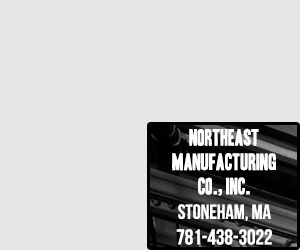 NORTHEAST MANUFACTURING, INC