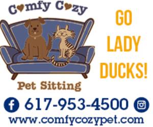 COMFY COZY PET SITTING