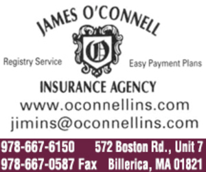 JAMES OCONNELL INSURANCE