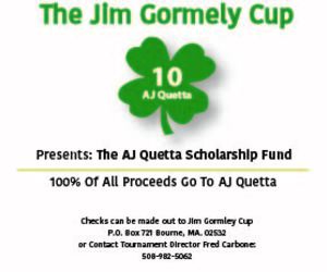 Gormley Fundraiser