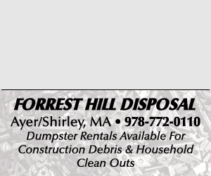 FORREST HILL DISPOSAL