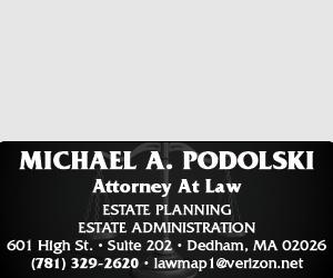 MICHAEL A PODOLSKI ATTY AT LAW