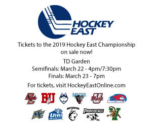 2019 Hockey East Championships