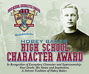 Hobey Baker Character Award