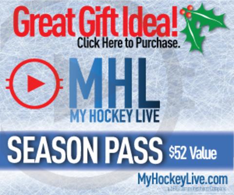 Win a season pass to My Hockey Live!