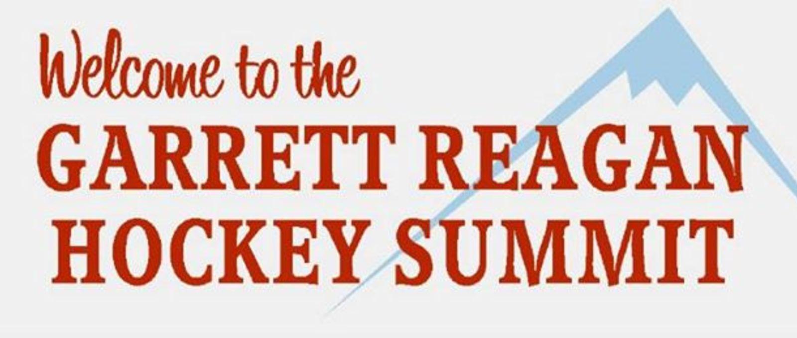 2018 Garrett Reagan Summit Schedule