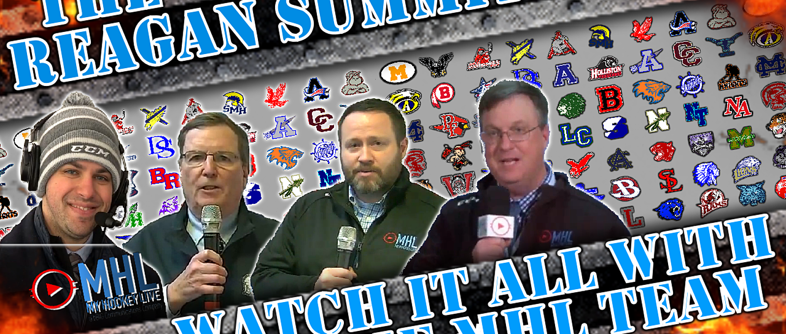 12th Annual Garrett Reagan Summit Pairings