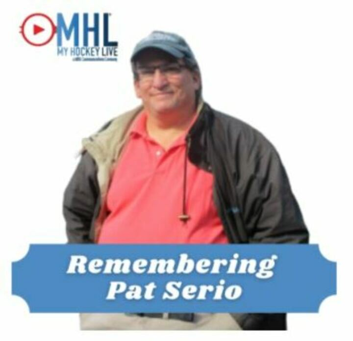 MHL Team Remembers Pat Serio